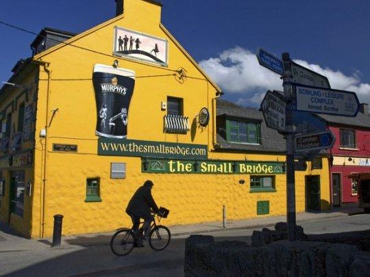 полуостров Дингл, Ирландия(фото:Medford Taylor)
