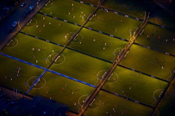 Футбольные поля в Манчестере, 20 Union St.