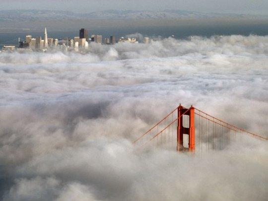Золотые ворота, Сан-Франциско(фото: James Sugar)