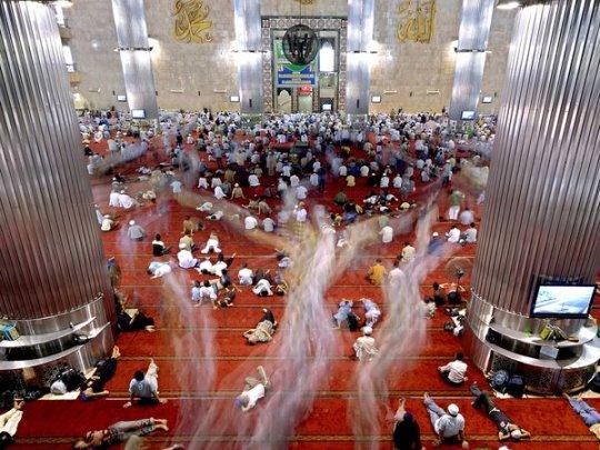 Мечеть Истиклал, Джакарта(фото:Tony Hartawan)