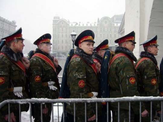 Кремль, Москва (фото:Георгий Звонков)