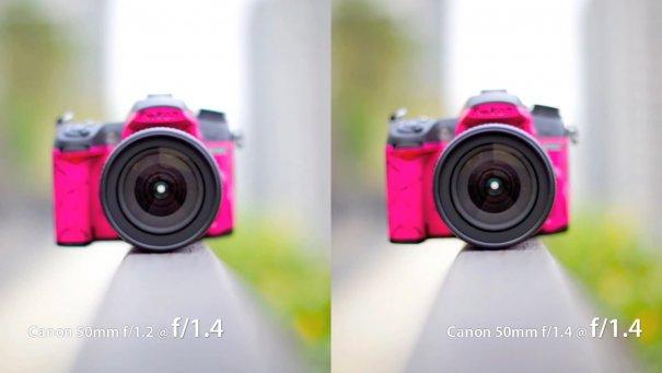 Сравнение 50mm объективов Canon - №10