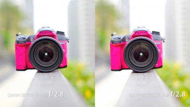 Сравнение 50mm объективов Canon - №11