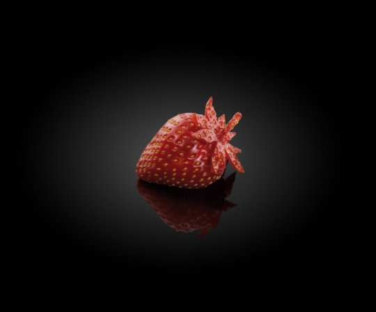 Полноценный вкус (клубника)