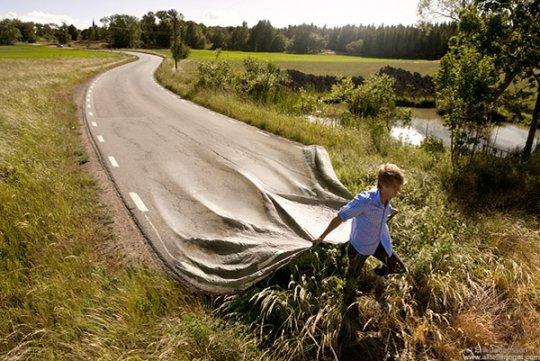 Гладкая дорога 21 века!