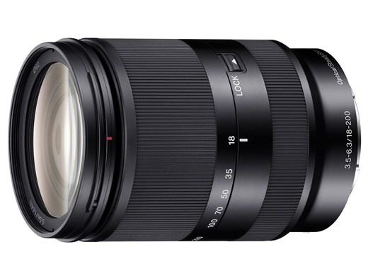 SEL18200LE E18-200mm F3.5-6.3 OSS LE