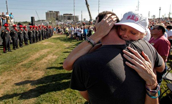 (AP Photo/Charlie Riedel)
