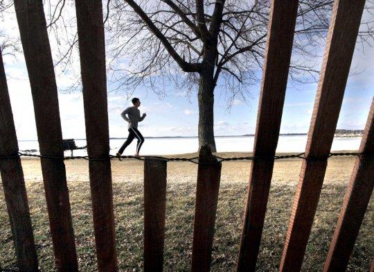 Спортсмен (фото:Wisconsin State Journal / John Hart)