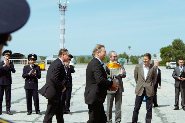 Кубок мира по хоккею начал турне по городам России - №5