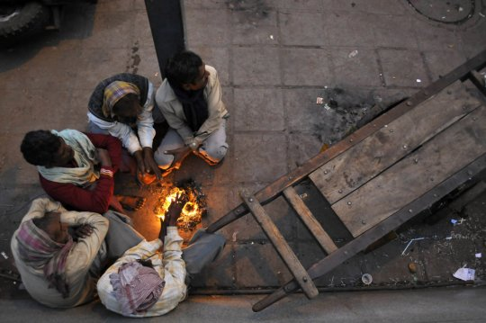 Нью-Дели , Индия (фото:Tsering Topgyal)