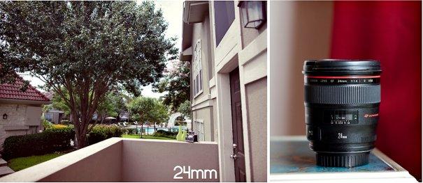 Canon 24 mm 1.4L