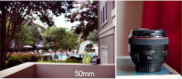 Canon 50mm 1.2L