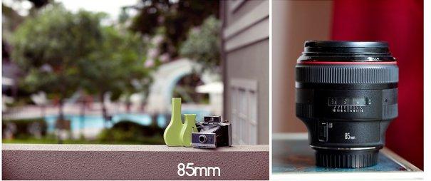 Canon 85mm 1.2L
