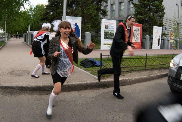 Последний звонок в Новосибирске - №10