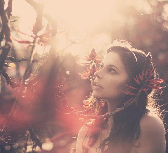 Красота и женственность в портретах Анны Теодоры - №9