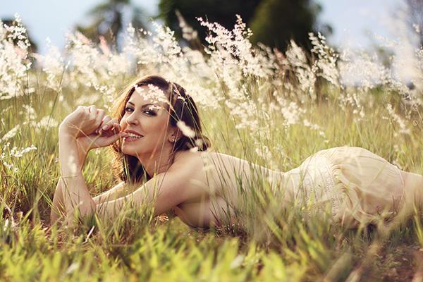 Красота и женственность в портретах Анны Теодоры - №26
