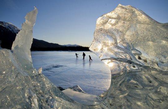 г.Джуно, Аляска (фото:Michael Penn)