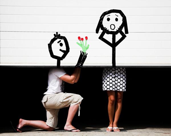 Смешные и креативные фотографии - №3
