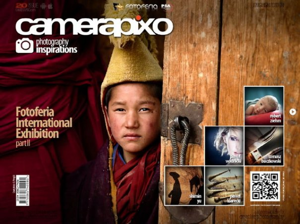 Camerapixo Magazine №20 2012 - №1