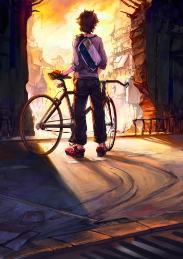 Alleycat by asuka111