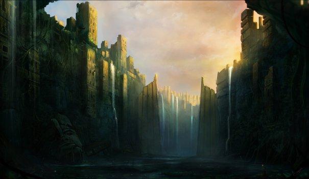 Civilization by Blinck