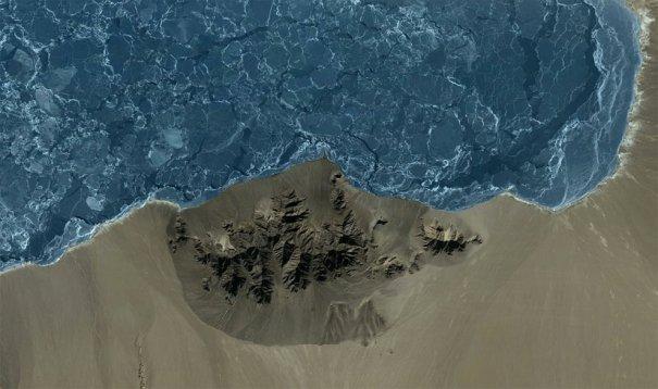 (© Google, Cnes Spot Image)
