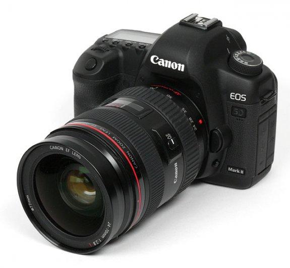Полный обзор объектива Canon EF 24-70mm f/2.8 USM L - №1