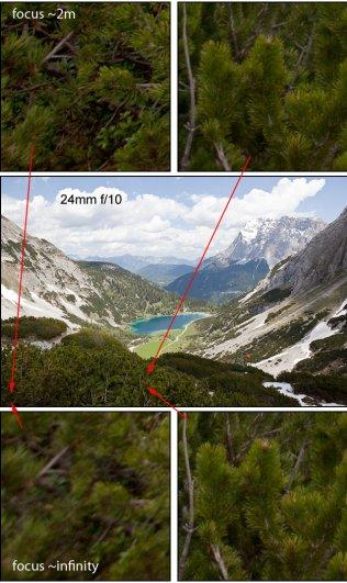 Полный обзор объектива Canon EF 24-70mm f/2.8 USM L - №8