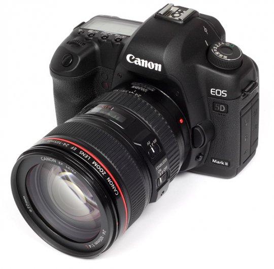 Полный обзор объектива Canon EF 24-105mm f/4 USM L IS - №1