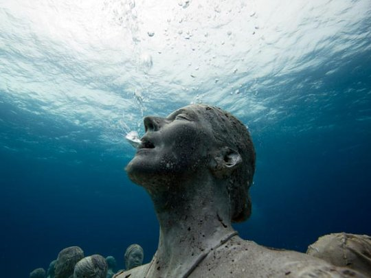 В мексиканских водах найдена..Атлантида! - №12
