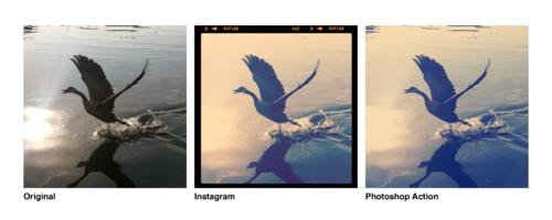 Фильтры Instagram теперь в экшенах для Photoshop! - №2
