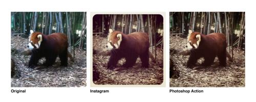 Фильтры Instagram теперь в экшенах для Photoshop! - №3