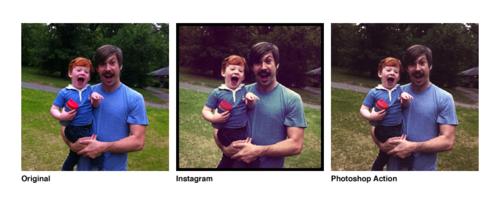 Фильтры Instagram теперь в экшенах для Photoshop! - №5