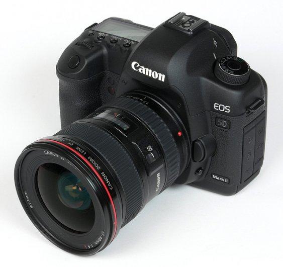 Полный обзор объектива Canon EF 17-40mm f/4 USM L - №1