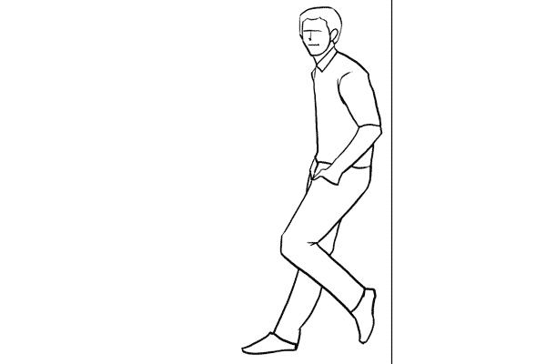 Работа над позами моделей: 21 пример поз для мужских портретов - №7