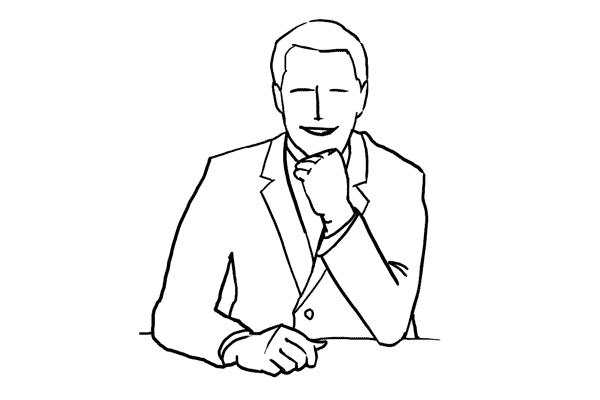 Работа над позами моделей: 21 пример поз для мужских портретов - №11