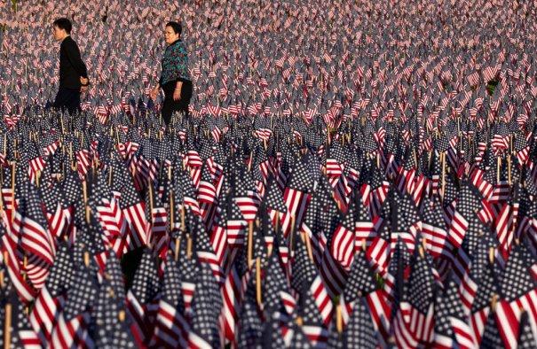 (AP Photo/Steven Senne)