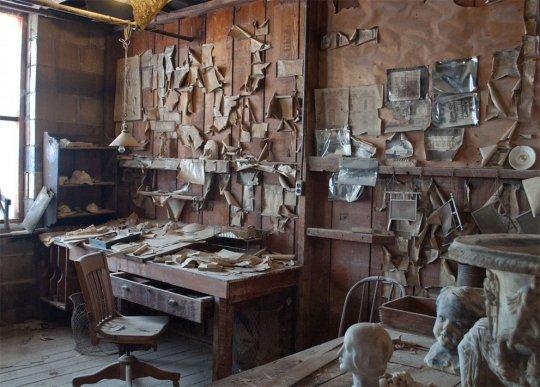 """""""Забытый офис"""", Калифорния (фото: Robyn Meyer)"""