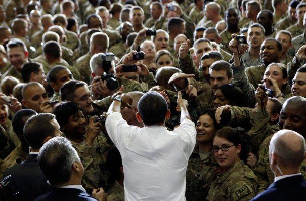 (Reuters/Kevin Lamarque)