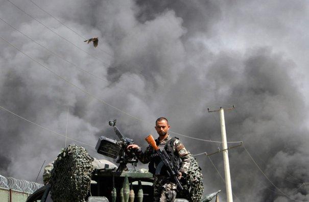 (AP Photo/Musadeq Sadeq)