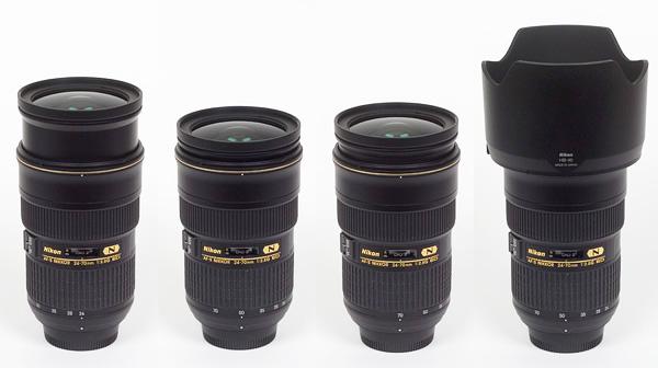 Обзор объектива Nikkor AF-S 24-70mm f/2.8 ED (FX) - №2