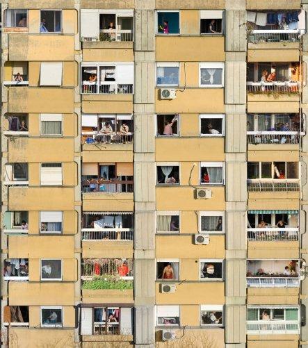 """""""Дом и всё,что в нем"""", Сербия (фото:Branko Stojanovic)"""