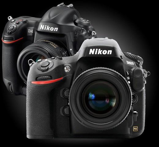 Обновление прошивки Nikon D4 и D800/D800E - №1