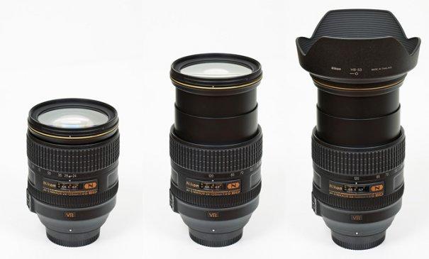 Обзор объектива Nikkor AF-S 24-120mm f/4G ED VR - №2