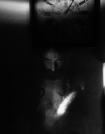 Черно-белые автопортреты Массимилиано Сарно - №2