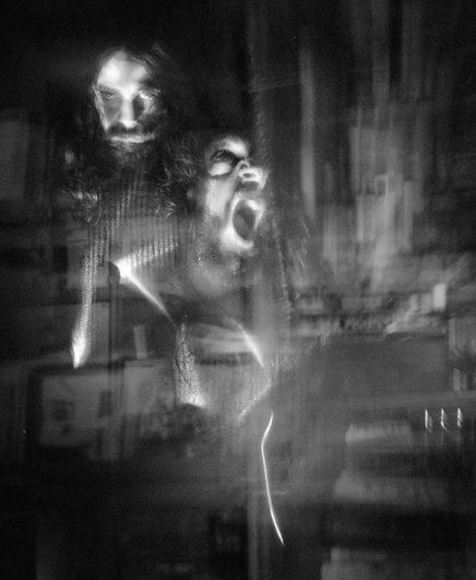 Черно-белые автопортреты Массимилиано Сарно - №3