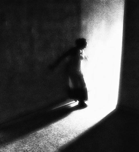 Черно-белые автопортреты Массимилиано Сарно - №4