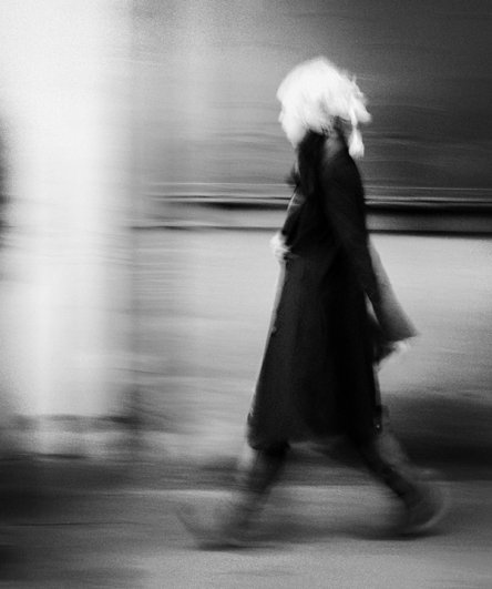 Черно-белые автопортреты Массимилиано Сарно - №5
