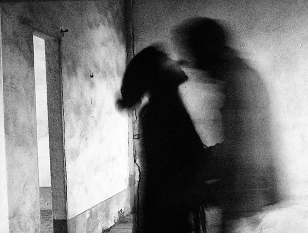 Черно-белые автопортреты Массимилиано Сарно - №6