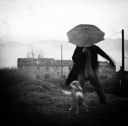 Черно-белые автопортреты Массимилиано Сарно - №8